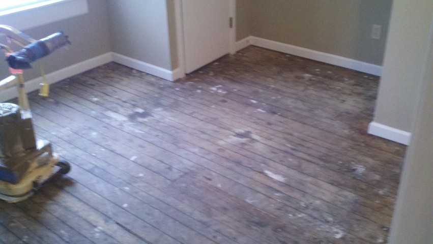 Fabulous floors wood floor resurfacing system for Fabulous flooring